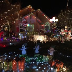photo of candy cane lane clovis ca united states