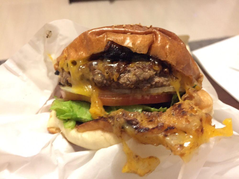 Burger Mania Shirokane