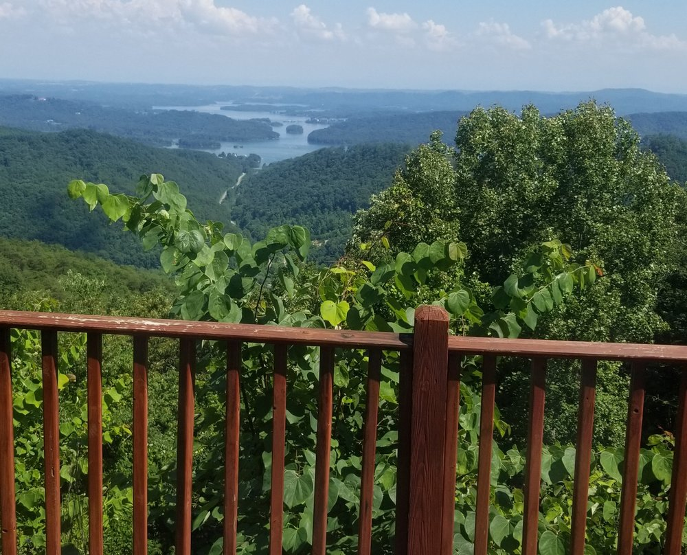Clinch Mountain Lookout Restaurant: 190 Lookout Mountain Rd, Thorn Hill, TN