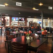 Menu Photo Of Manning S Restaurant Clayton Nc United States The Bar Area