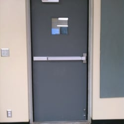 Firedoor corporation metal fabricators 1350 nw 74th st for United states aluminum corporation doors