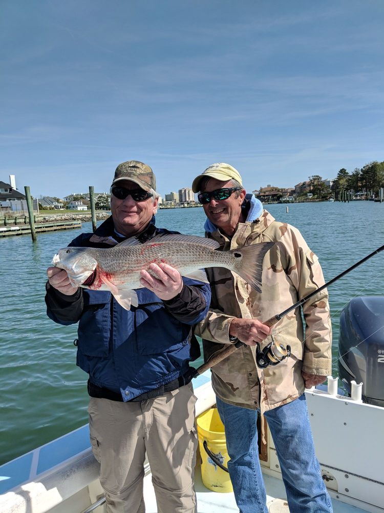 Afishinadovb Fishing Charters