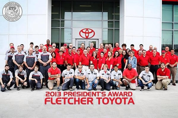 Fletcher Toyota Joplin Mo >> Frank Fletcher Toyota 2209 S Range Line Rd Joplin Mo Auto