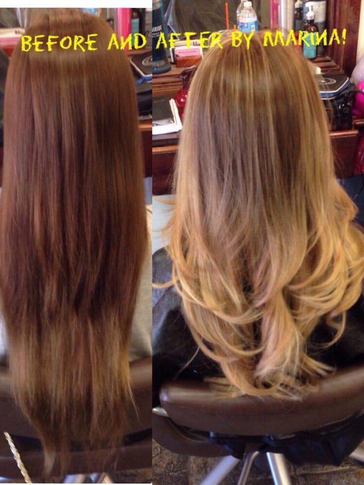 Photos for nyc panache salon yelp for Salon panache