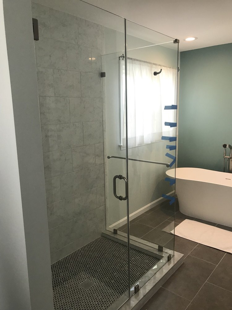 Modern Glass And Shower Doors 114 Photos Glass Mirrors 43720