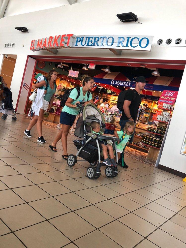 El Market Puerto Rico: Av. Aeropuerto S/N, Carolina, PR