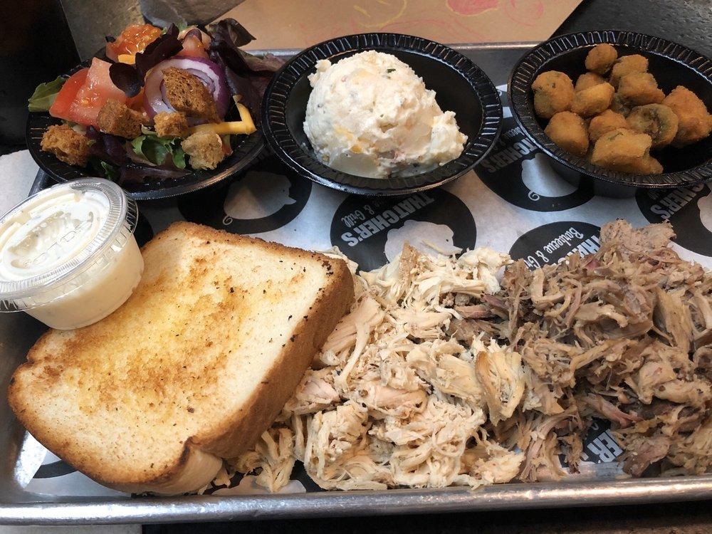 Thatcher's Barbecue & Grill: 1214 US 41 N, Calhoun, GA