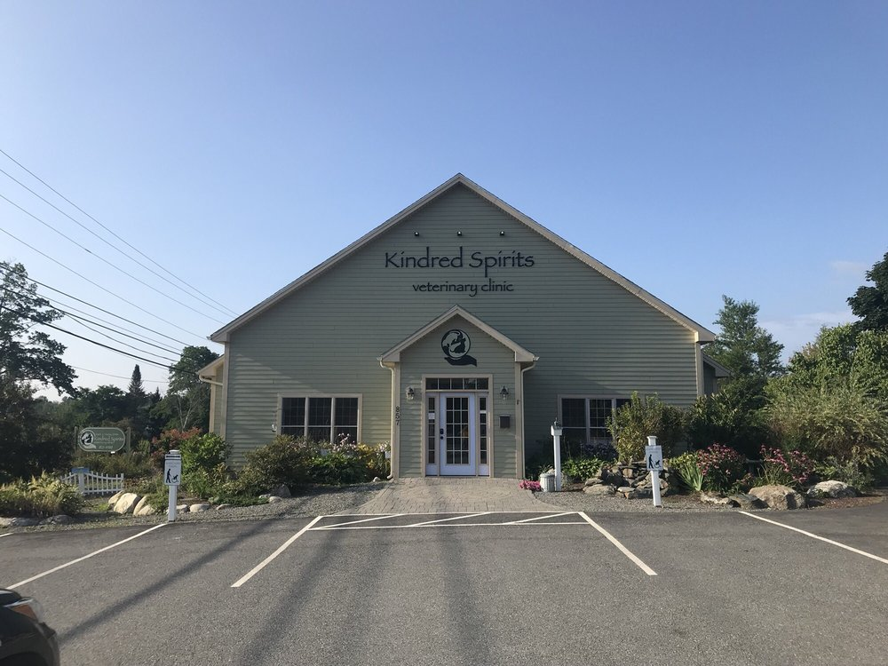 Kindred Spirits Veterinary: 857 River Rd, Orrington, ME
