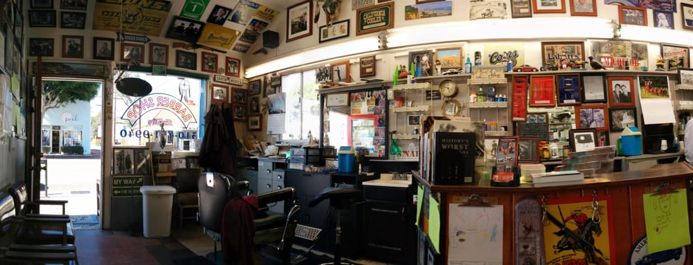 haircut santa monica esquire barber shop 45 reviews barbers 1020 montana 2117 | o