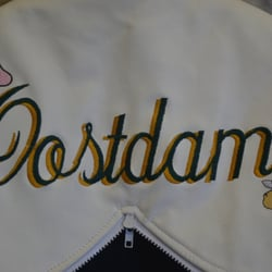 JL Varsity Jackets and Patches - 32 Photos - Sewing