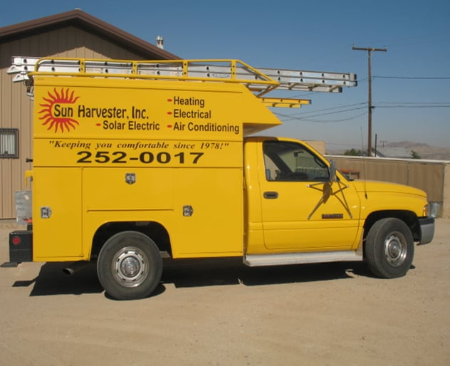Sun Harvester: Barstow, CA