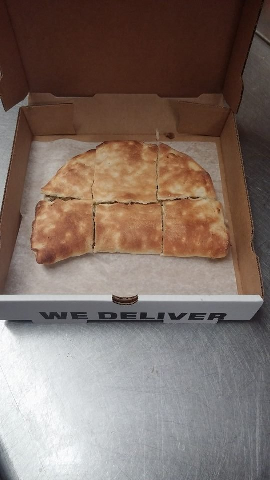 Michael Pizza Foldovers & More: 1640 Marion Rd, Bucyrus, OH