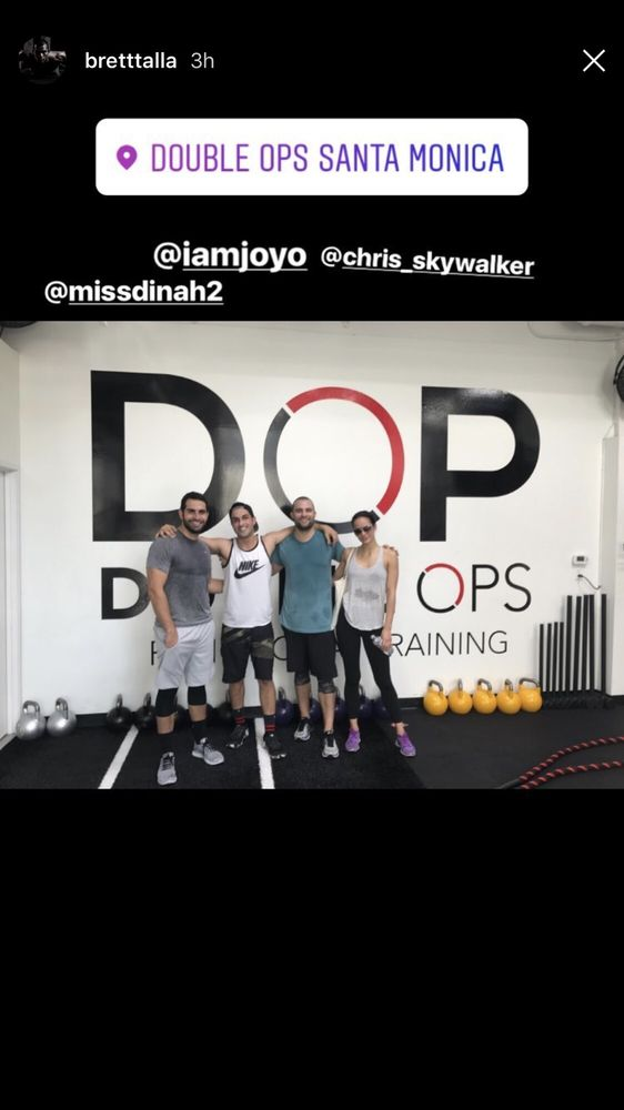 Double Ops Functional Training