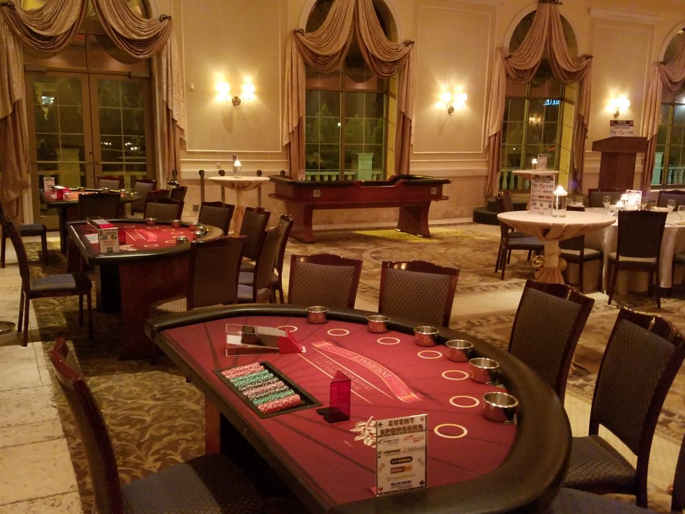 Casino Party Planners: Chicago, IL