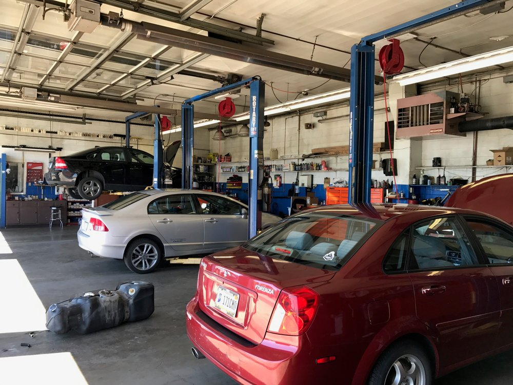 Auto Clinic: 3650 Jeannine Dr, Colorado Springs, CO