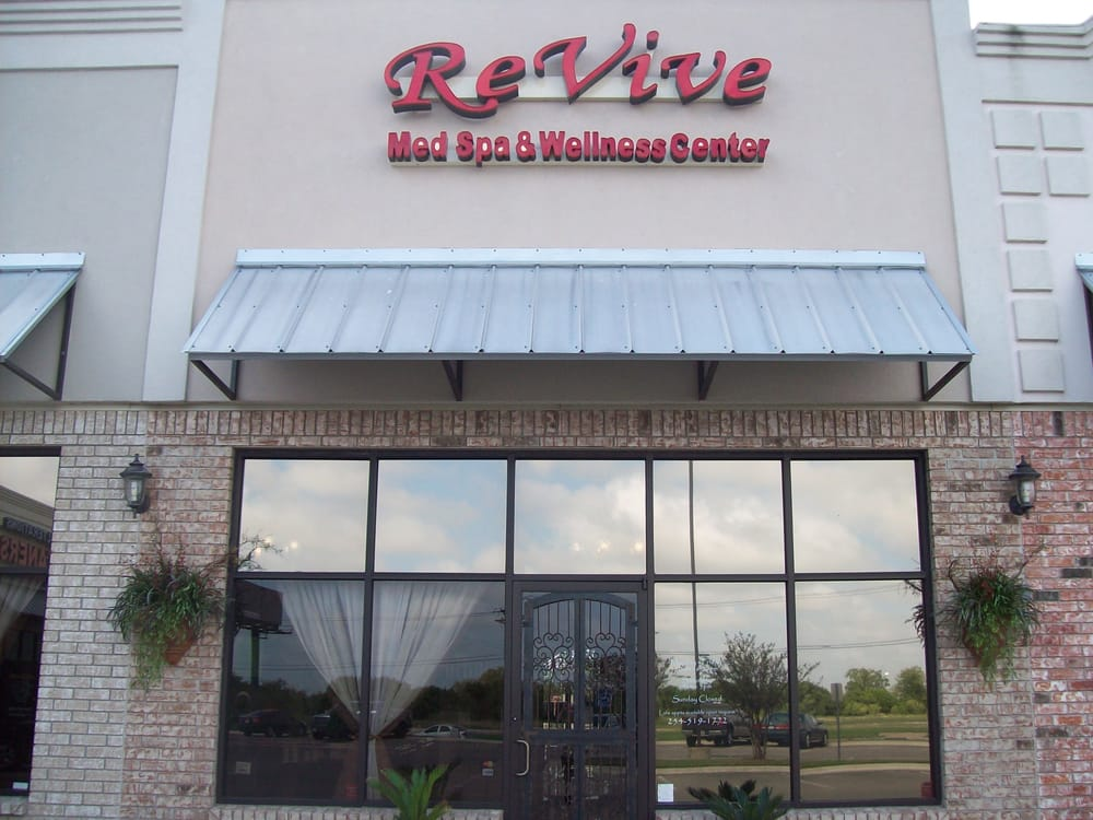 Revive Med Spa And Wellness Center Killeen Tx
