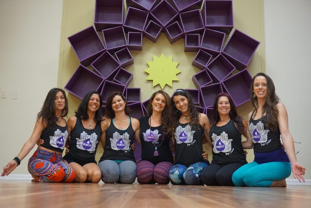 Inspirit Yoga Studio: 7575 Kingspointe Pkwy, Orlando, FL