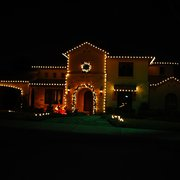 led christmas light photo of dfw christmas lights garland tx united states led christmas light