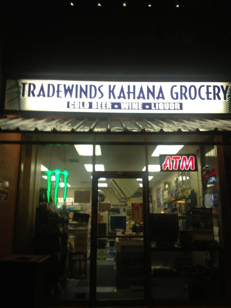 Tradewinds Kahana Manor Grocery: 4310 Lowr Honoapiilani Rd, Lahaina, HI