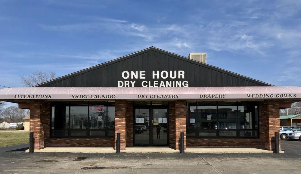 Clem & Bobbie's Dry Cleaners: 1015 E Napier Ave, Benton Harbor, MI