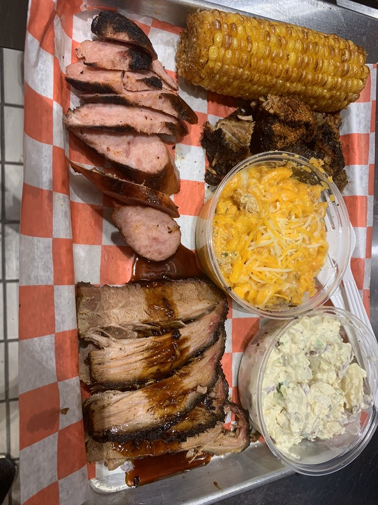 Fat Jack's BBQ: 1155 S Black Horse Pike, Williamstown, NJ