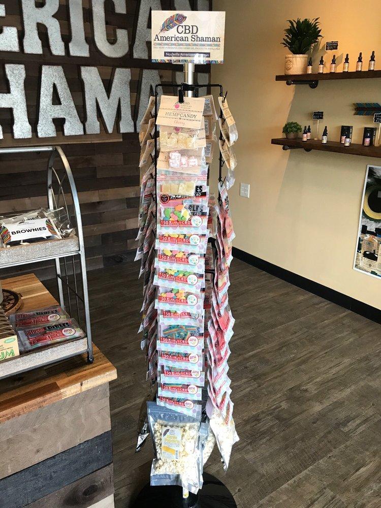 CBD American Shaman - Nashville