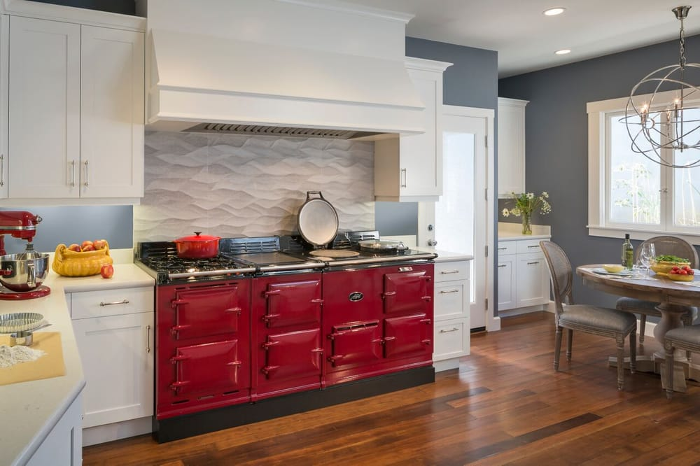 A super chic kitchen stove is everything we wanted for Kitchen design oakland