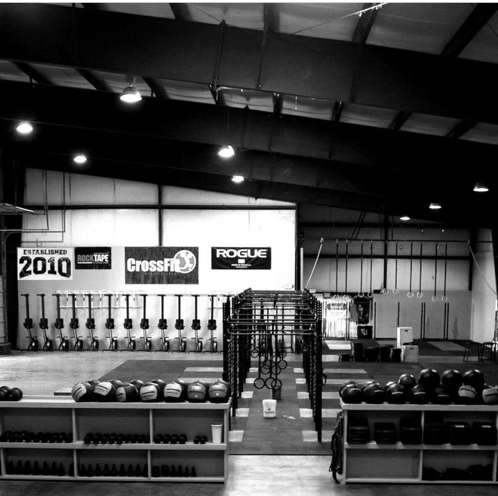 CrossFit Wichita Falls: 6305 Southwest Pkwy, Wichita Falls, TX