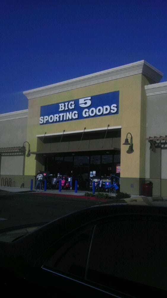 Big 5 Sporting Goods: 1231 Commerce Ave, Atwater, CA