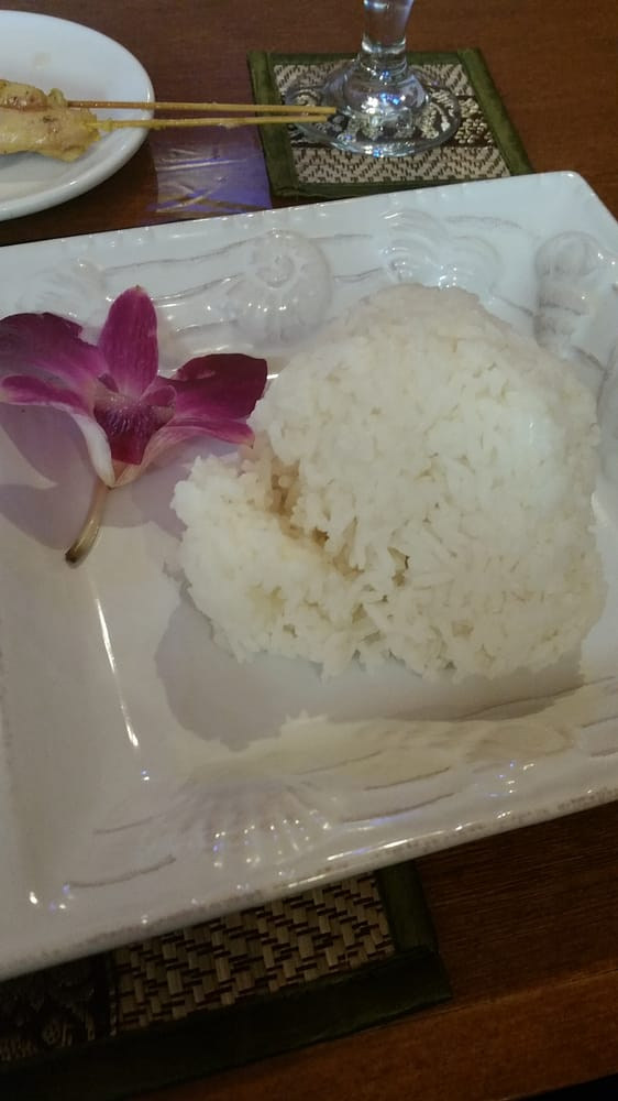 Lovely Orchid With Rice Yelp