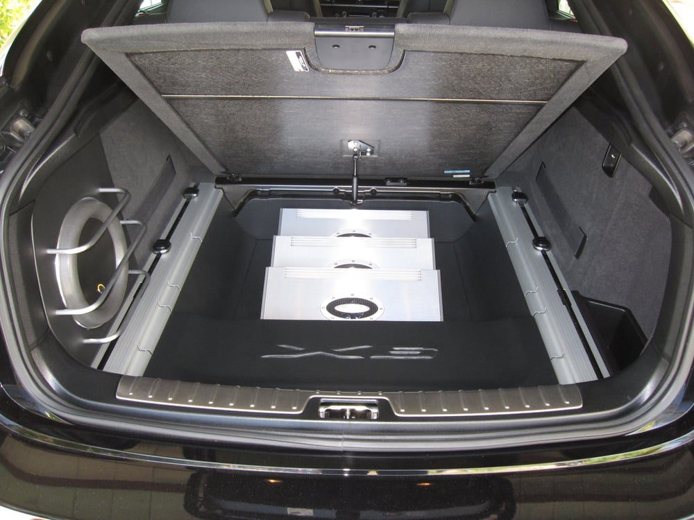 BMW X6 audio upgrade - Yelp