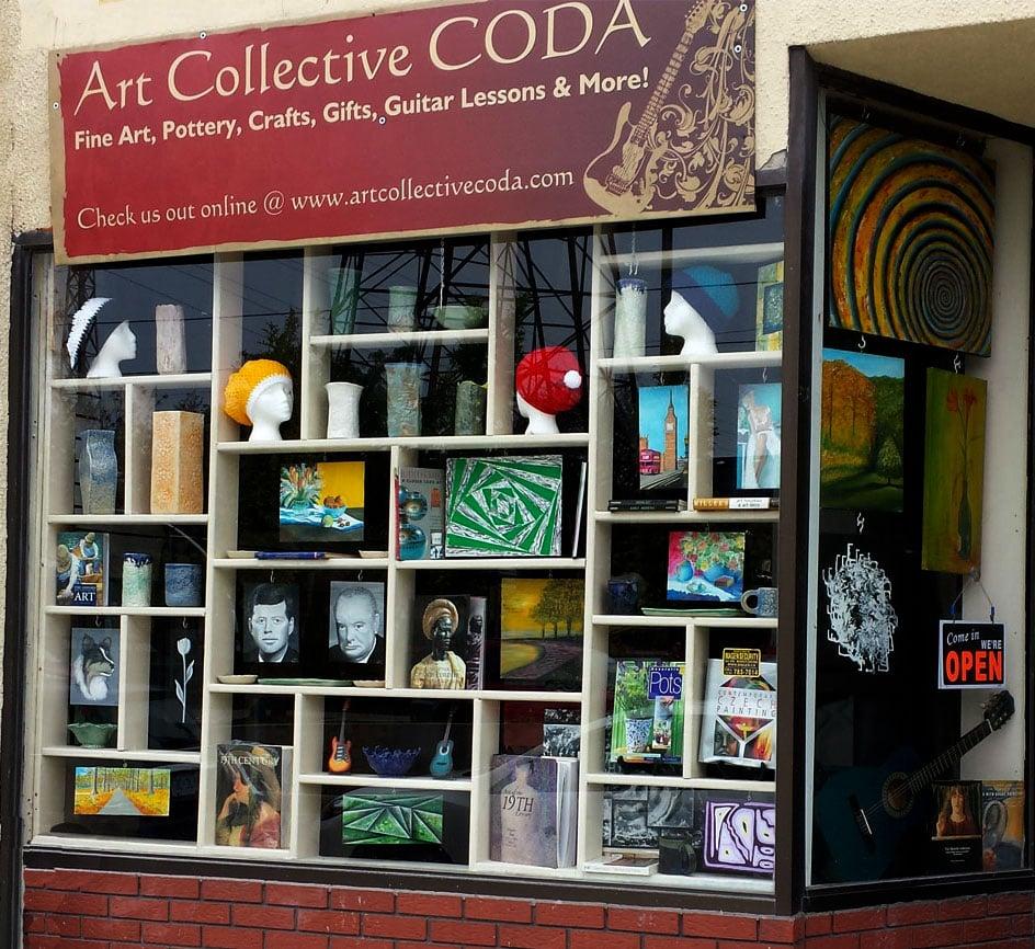 Art Collective CODA