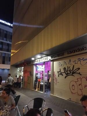 La Terraza De Barcelo Beer Bars Calle De Mejía Lequerica