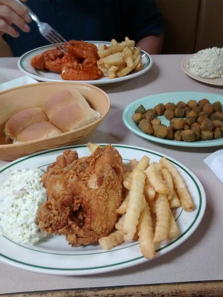 Chicken Shack - Luverne: 665 S Forest Ave, Luverne, AL