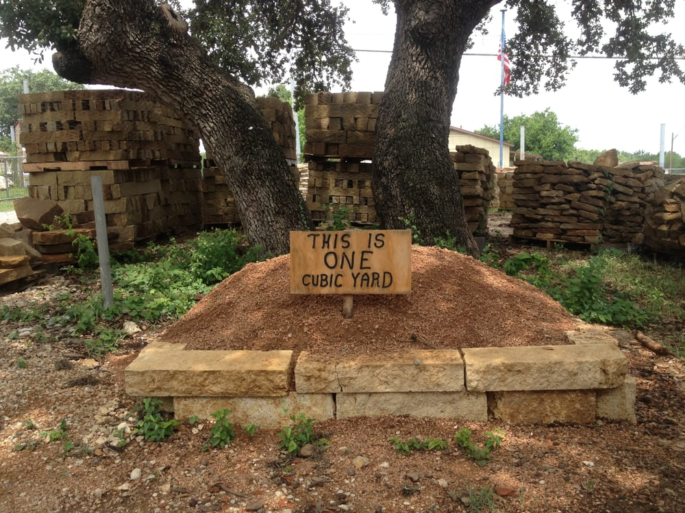 Cubic Yard Measurement Landscaping : A g p rock n dirt yard photos reviews