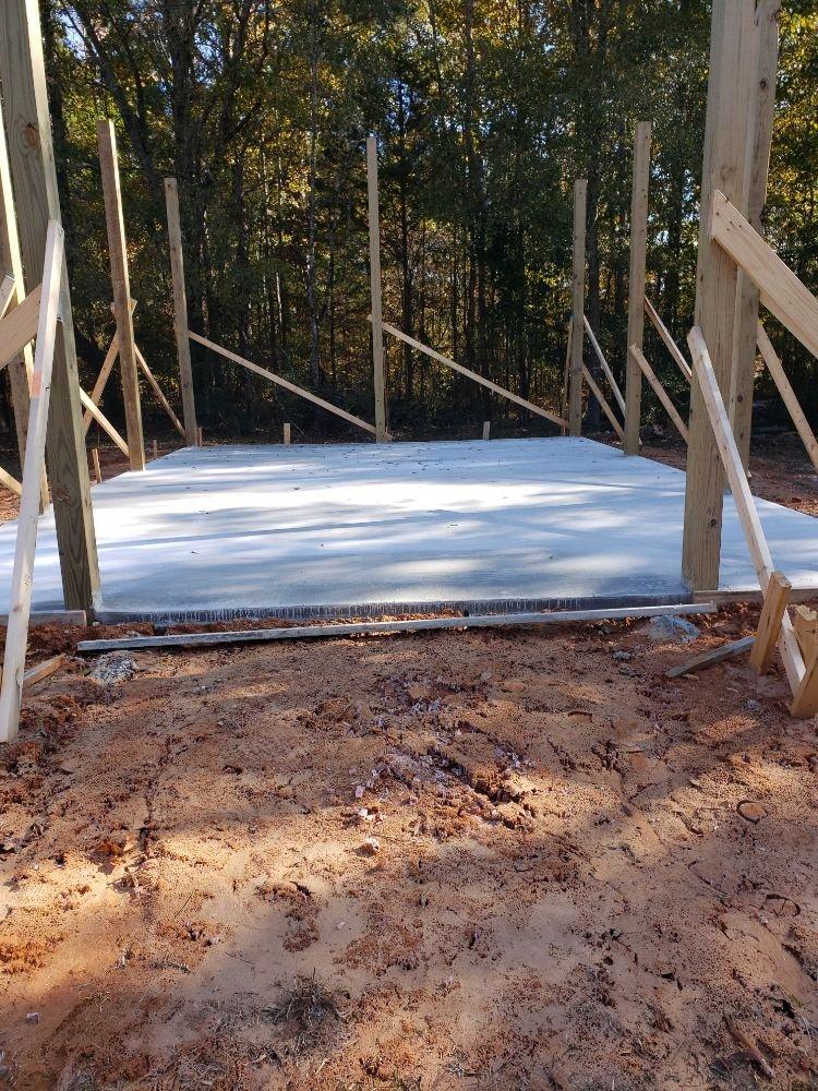 PT Concrete: 2643 Caledonia Steens Rd, Caledonia, MS