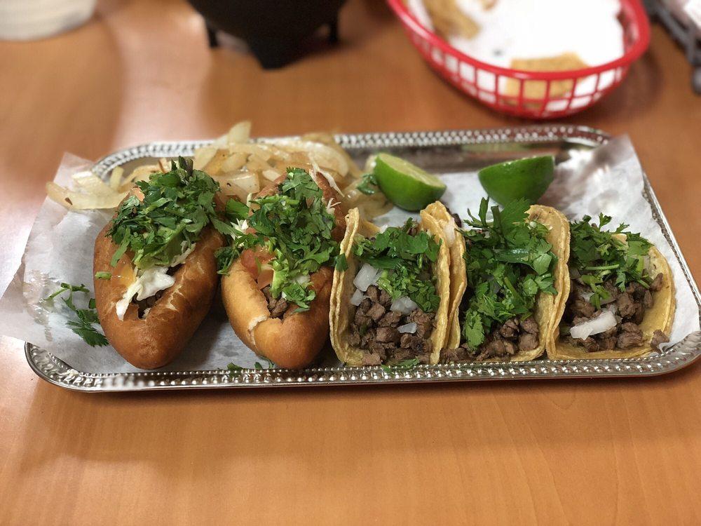 Taqueria Los 2 de R B: 1033 Duranta Ave, Alamo, TX