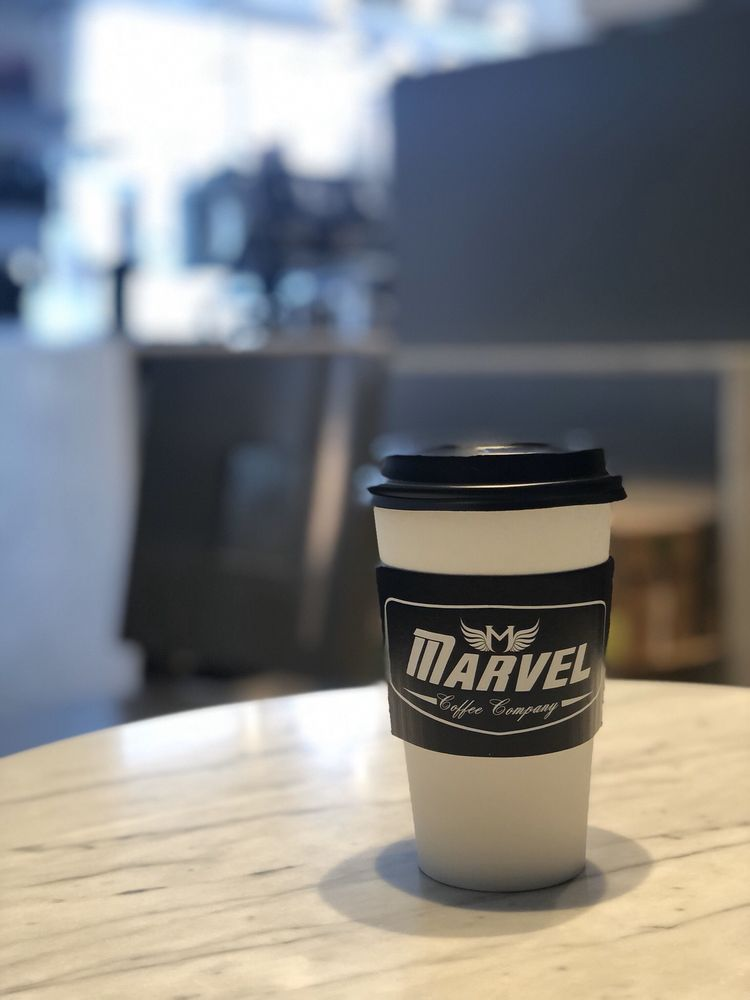 Marvel Coffee Company