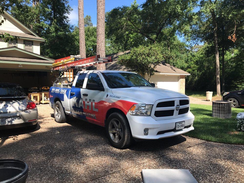 Kahl AC: 15001 Walden Rd, Montgomery, TX