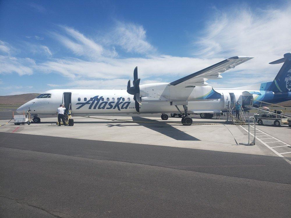 Alaska Airlines: 3200 Airport Complex N, Pullman, WA
