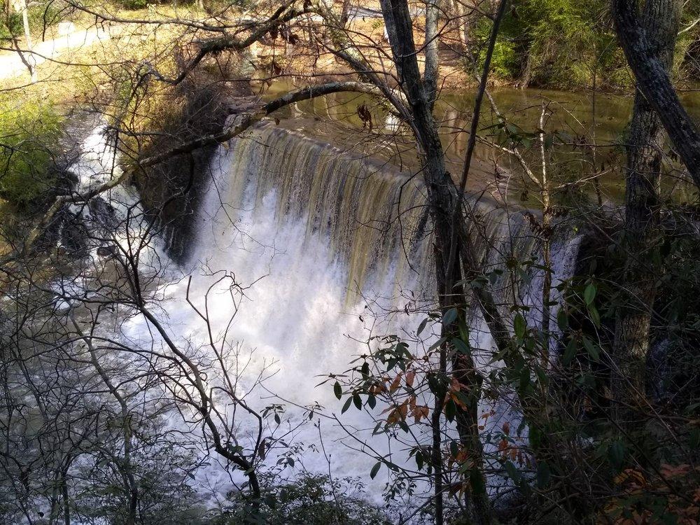 Chattahoochee River National Recreation Area Vickery Creek