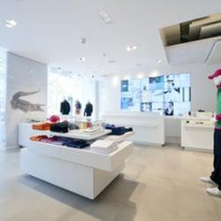 lacoste women 39 s clothing 93 95 avenue des champs elys es champs elys es paris france. Black Bedroom Furniture Sets. Home Design Ideas