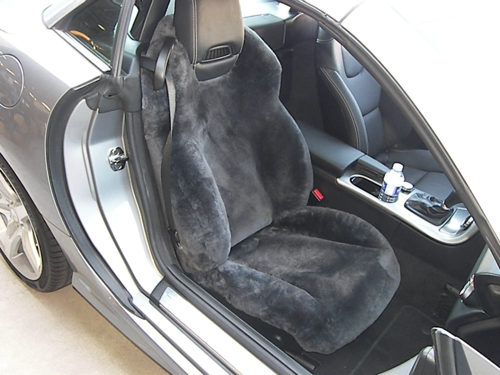 Sheepskin Car Seat Covers San Diego