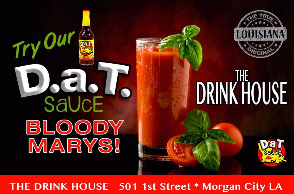 The Drink House: 501 1st St, Morgan City, LA