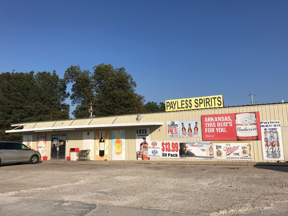 Payless Spirits: 410 N Willow Ave, Trumann, AR