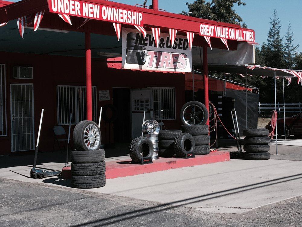 Garcia's Tire & Wheels: 13433 Yosemite Blvd, Waterford, CA