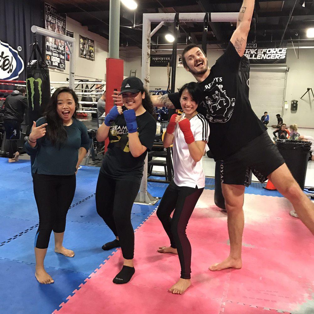 Team Oyama MMA & Fitness