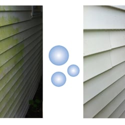 Photo Of Cleanpro Gloucester Ma United States Pressure Washing Before And After