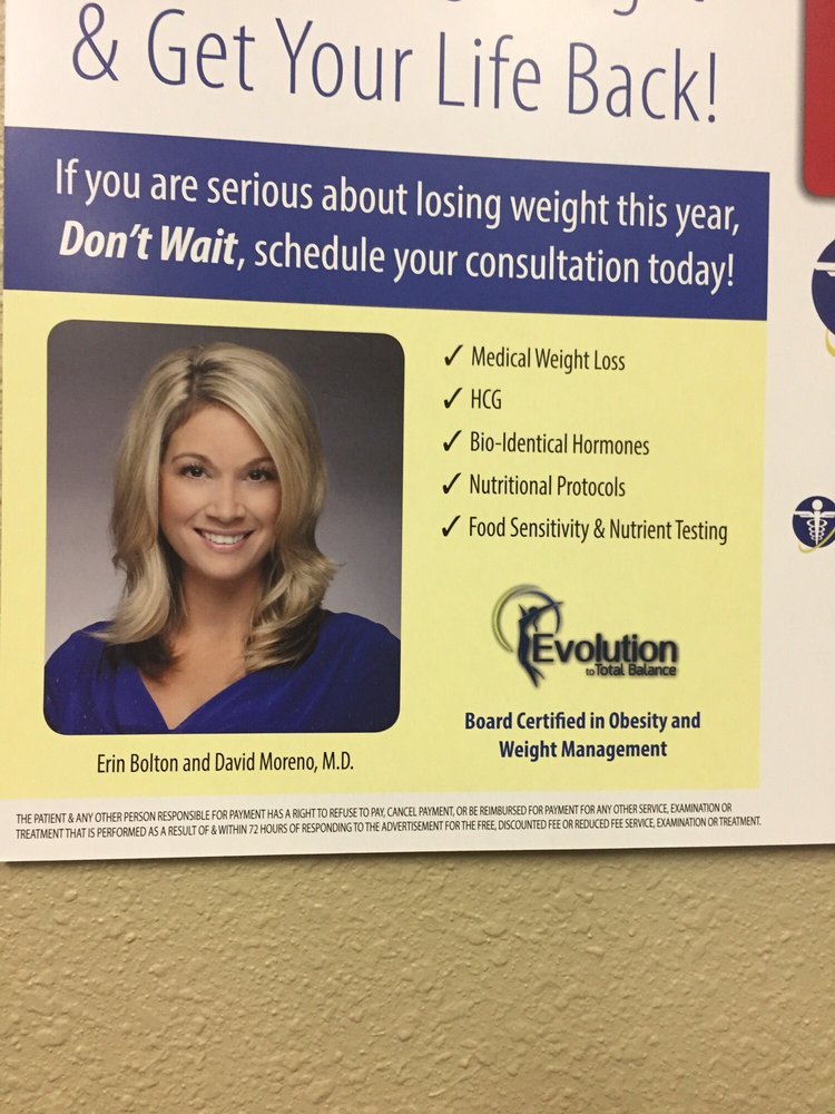 Evolution Weight Loss Centers 5420 Land O Lakes Blvd Land O
