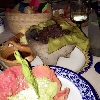 photo of hacienda el mortero cancn quintana roo mexico highly recommend guacamole